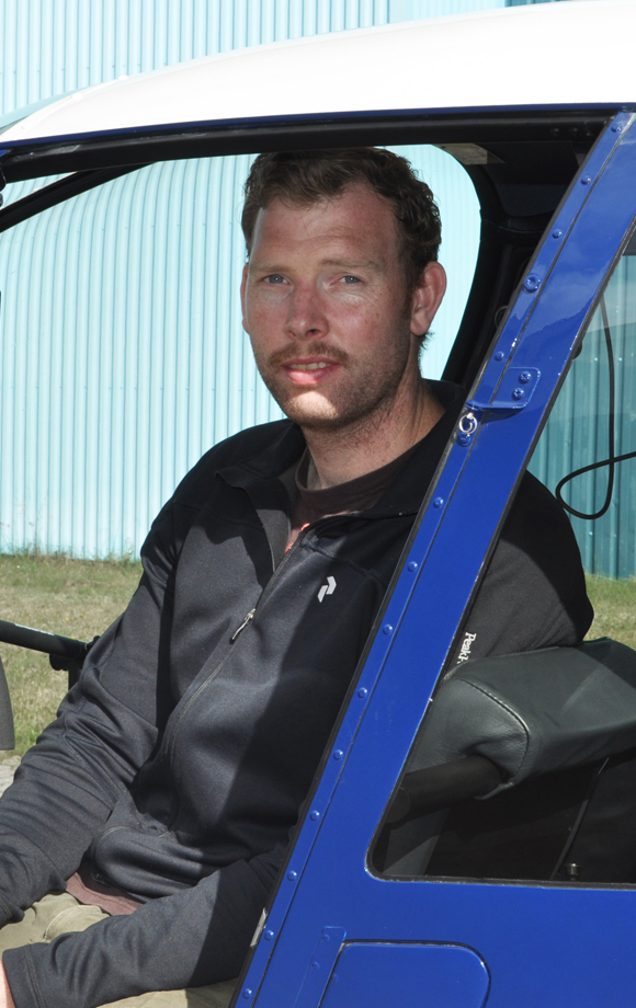 Peter Hovmøller – tidligere BAC-elev