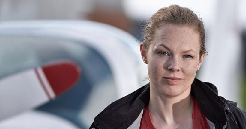 Line Brøto – tidligere BAC-elev