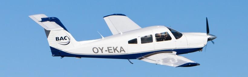 Kompetencebaseret instrumentbevis til flyvemaskine – CB-IR(A)