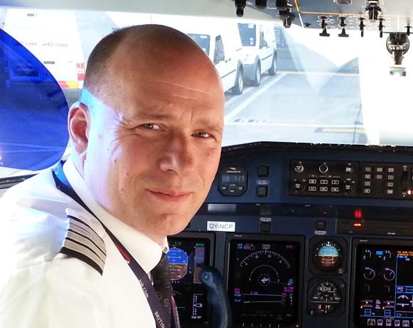 Ulrik Møller – tidligere BAC-elev
