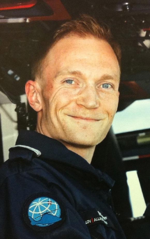 Allan Støvlbæk Skov – tidligere BAC-elev