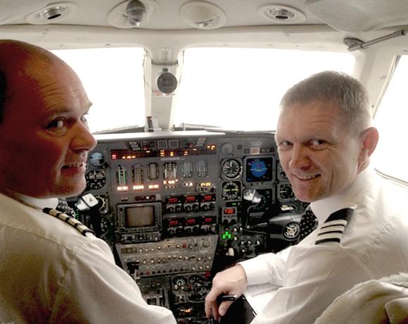 Michael Olsen & Jacob Nordgarden – 2 tidligere BAC-elever