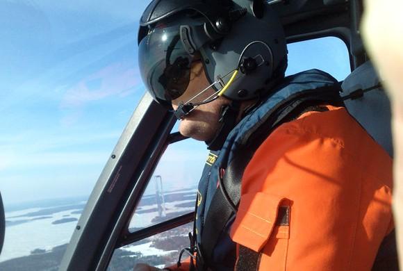 Trygve Hestvik – Captain Bristow Norway AS