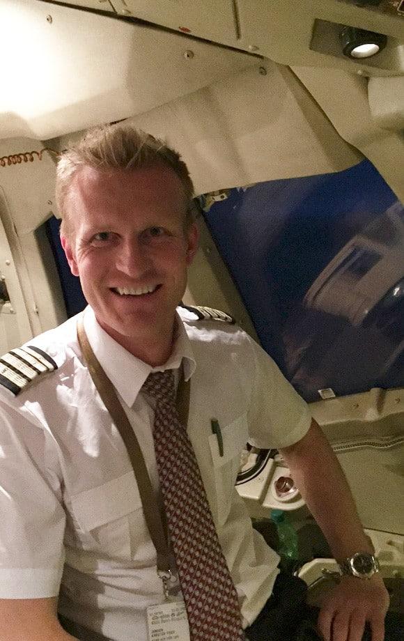 Karsten Fogh Jensen – tidligere BAC-elev